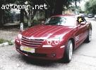 Chrysler Crossfire 750 евро